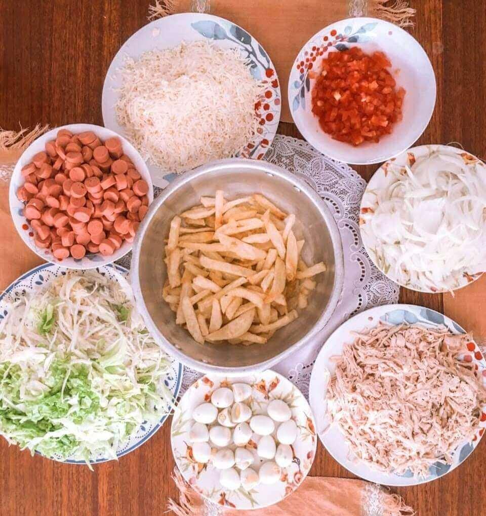 Cómo preparar deliciosas salchipapas, ingredientes,