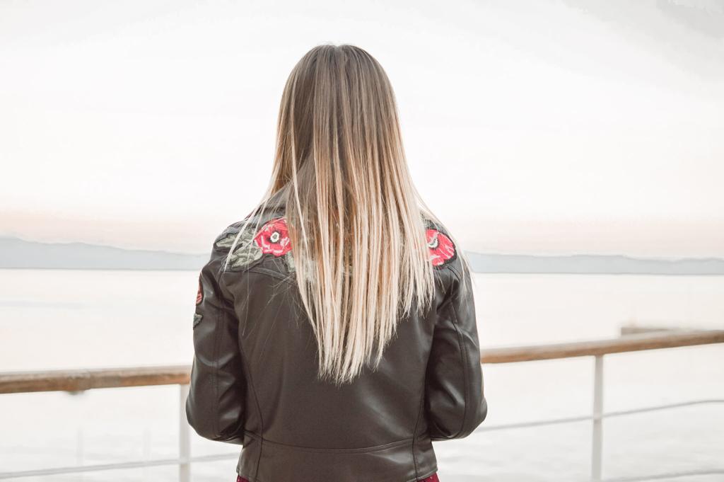 5 Tips para combatir el cabello graso, cabello liso